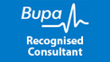 Bupa recognised consultants